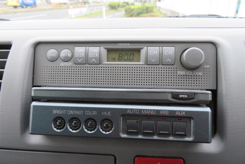 2008 Toyota / Hiace Stock No. 1003