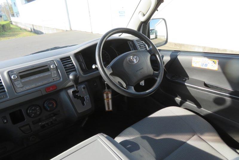 2008 Toyota / Hiace Stock No. 1004